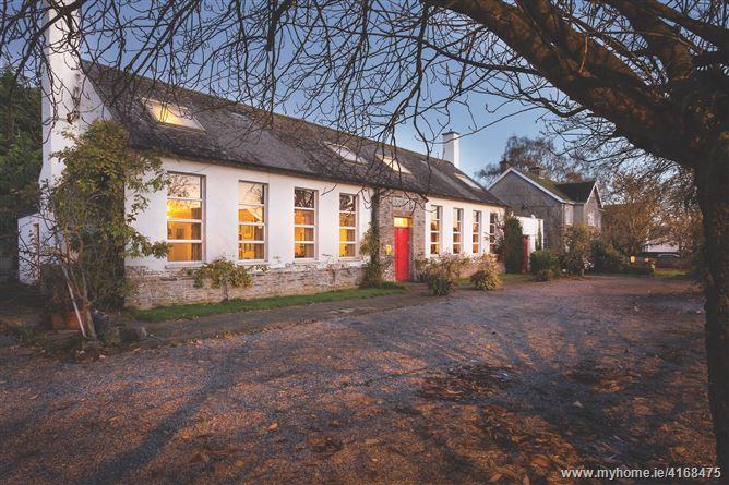 The Old School and Master's House, Castledermot, Kildare