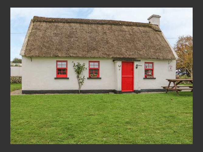 Main image for No. 11 Lough Derg Thatched Cottage, PUCKANE, COUNTY TIPPERARY, Rep. of Ireland