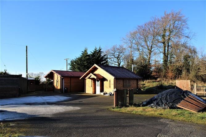 Main image for The Logcabins on C.2.89 Ac Site, Moorock, Ballycumber, Tullamore, Offaly