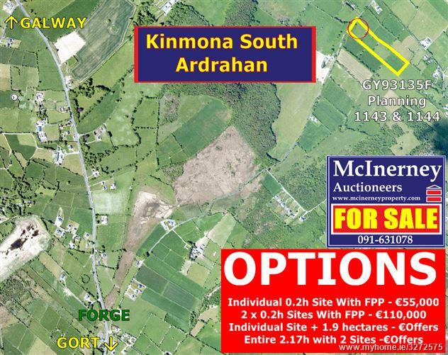Kinmona South, Ardrahan, Galway