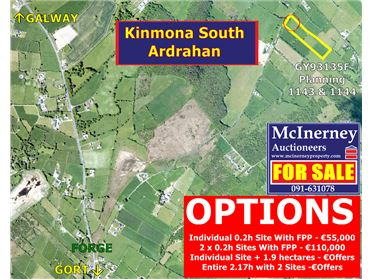 Main image of Kinmona South, Ardrahan, Galway