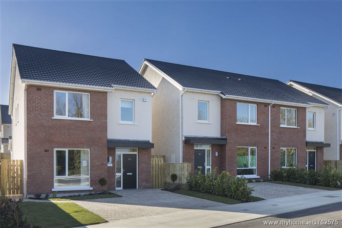 New 4 Bedroom Detached House Type A2, Ashfield, Ridgewood, Swords, County Dublin