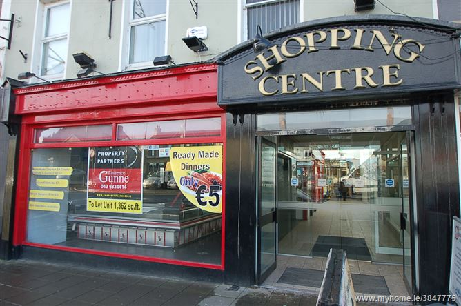 Property image of Former Butchers Shop To Lease at Main Street Shopping Centre, Carrickmacross, Monaghan
