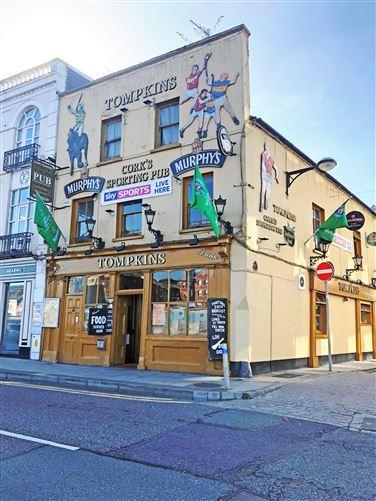Main image for Tompkin's, Lavitt's Quay, Cork, Cork City, Cork