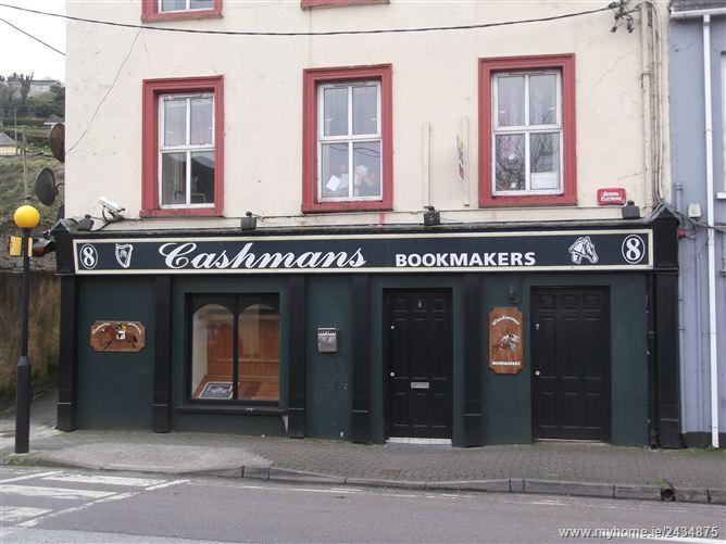 Cashman's Bookmaker's, Main Street, Passage West, Cork