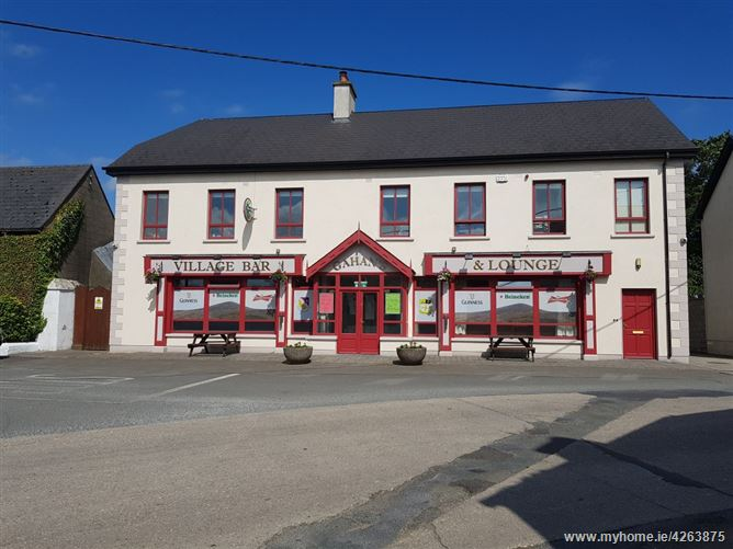 Gahan's Village Bar & Lounge, Clohamon, Bunclody, Wexford