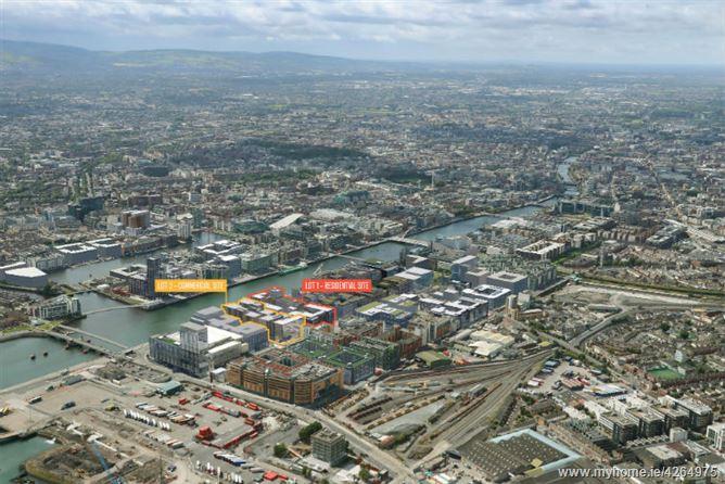 Project Waterfront (City Block 9), Dublin 1