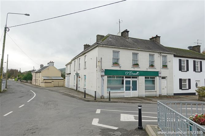FOR LEASE.  Main Street, Ballylanders, Limerick
