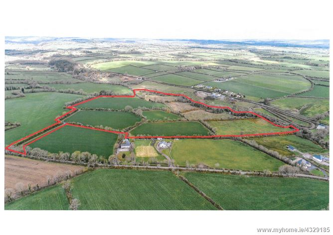 Main image for Approx. 33.5 acres, Rossacon, Newmarket, Cork