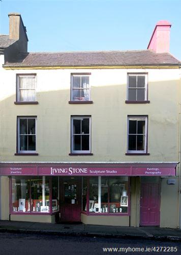 Main Street, Ballydehob,   West Cork