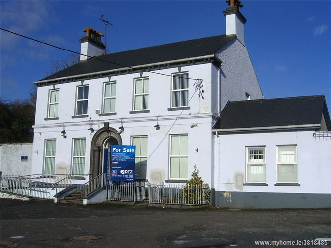 Ulster Bank, Granard, Co.Longford