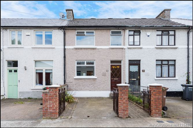 Photo of 75 HARDIMAN ROAD, Drumcondra, Dublin 9