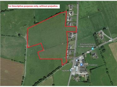 Main image of Approx.13.5 acres of land, Kiltullagh, Galway