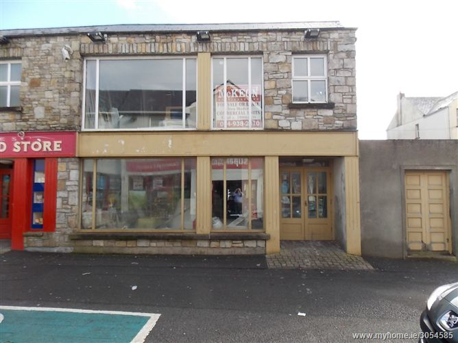 Main Street, Kiltimagh, Mayo