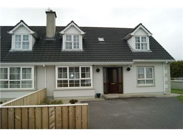 No 33 Carrick Cresent, Ballybofey for sale , Ballybofey, Donegal