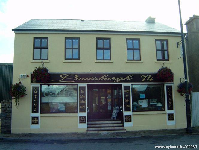 """""""Louisburgh 74"""", Chapel Street, Louisburgh, Co Mayo"""