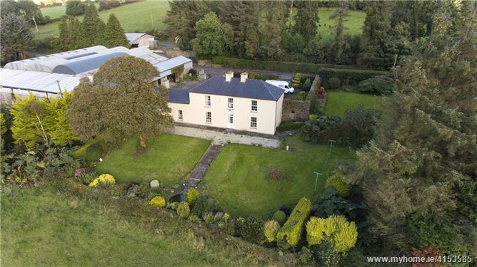Derrygowna House, Derrygowna, Glen South, Banteer