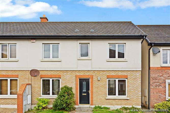2 Golden Ridge Way, Rush, County Dublin