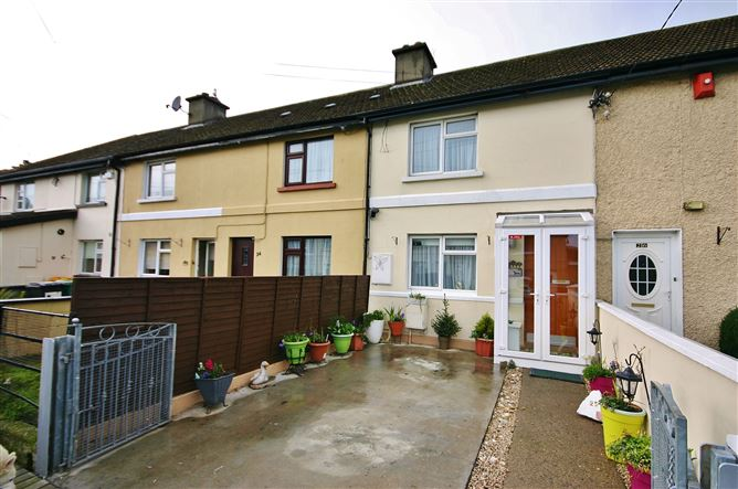25 Wolfe Tone Square Middle, Bray, Wicklow