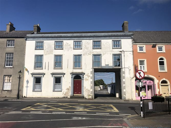 Main image for O'Connell Square, Mountmellick, Laois