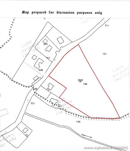 c.4 Acres Rathcoon, Castletown, Kilberry, Navan, Meath