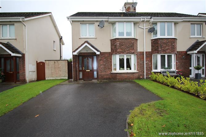 13 Driom Liath, Tullamore, Offaly