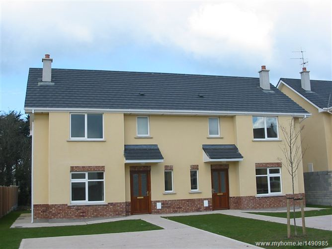 Type C1 (3 Bed Semi-Detached), Shanowen, Rathcormac, Co. Cork