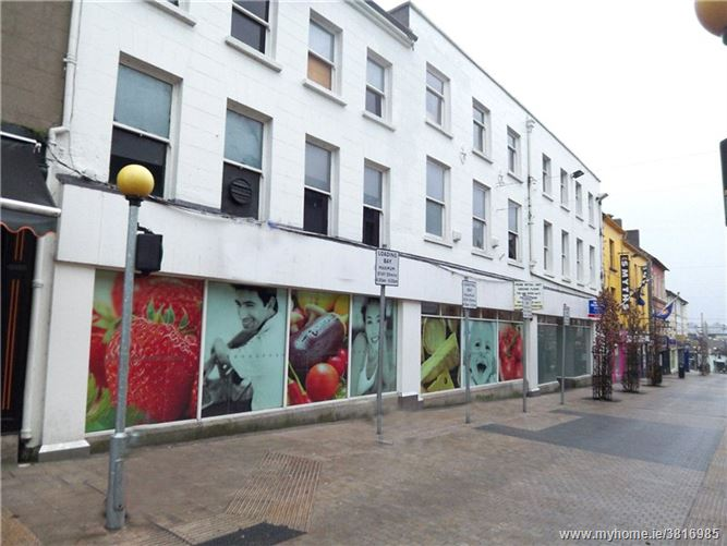 Former Dunnes Stores Premises, Rafter Street, Enniscorthy, Co Wexford