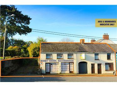 Main image for Market Square, Bailieborough, Cavan