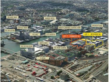 Photo of Dublin Docklands, City Block 3