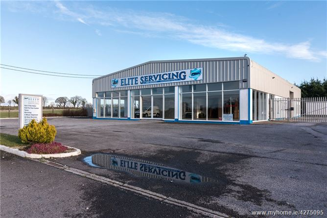 Garage & Showroom, Galway Road, Athleague, Co. Roscommon