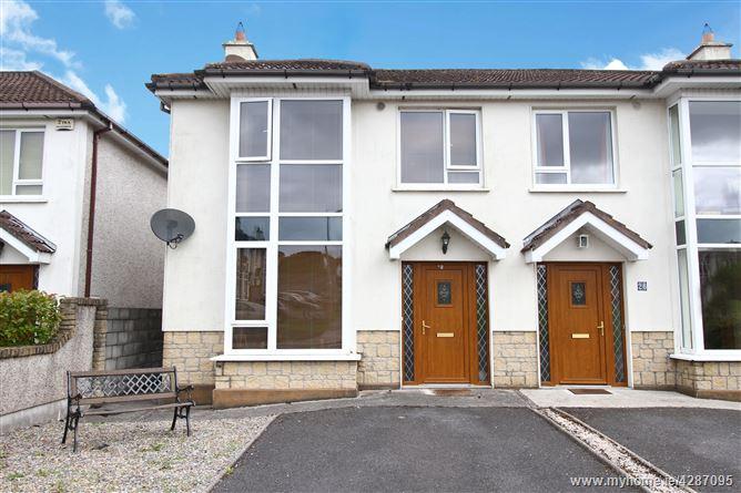 25 Ros Ard, Mount William Street, Bealnamulla, Athlone, Co. Westmeath