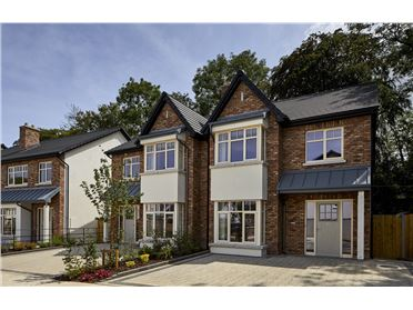 Main image for Furness Wood, Johnstown, Naas, Co. Kildare - 4 bedroom semi-detached (Type D)