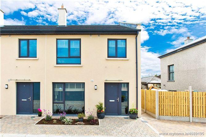 St. Agnes' Crescent, Crumlin Village, Dublin 12