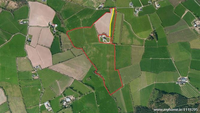 47 Acres at Moskeagh, Templemartin, Co. Cork