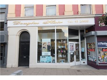 Main image of Ground Floor Retail Unit & Basement, Clanbrassil St, Dundalk, Louth - TENANT NOT AFFECTED