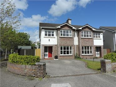 8 Rinawade Close, Leixlip, Kildare