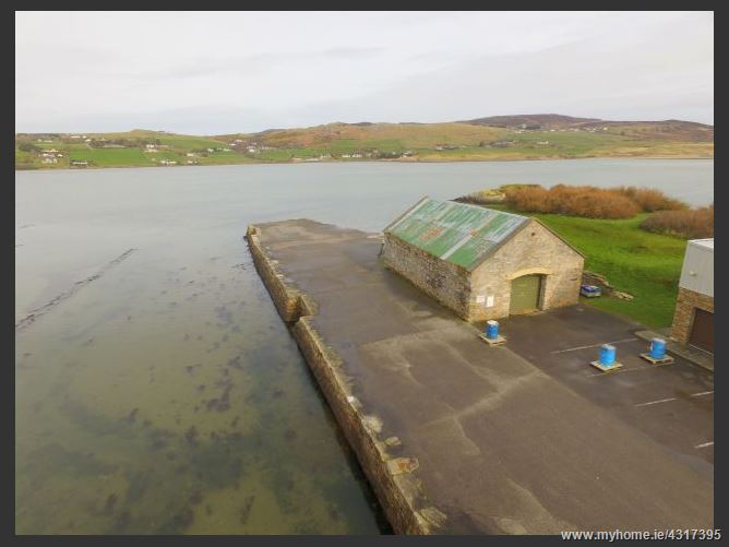 Main image for The Coal Shed, The Harbour, Dunfanaghy, Donegal