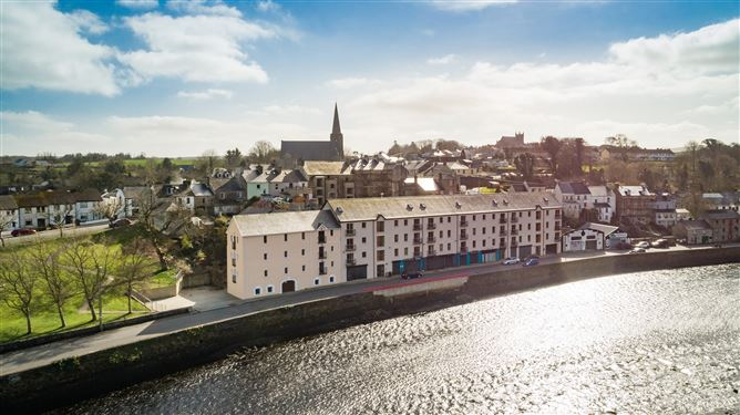 Main image for 7 Quayside Apartments, Ramelton, Donegal