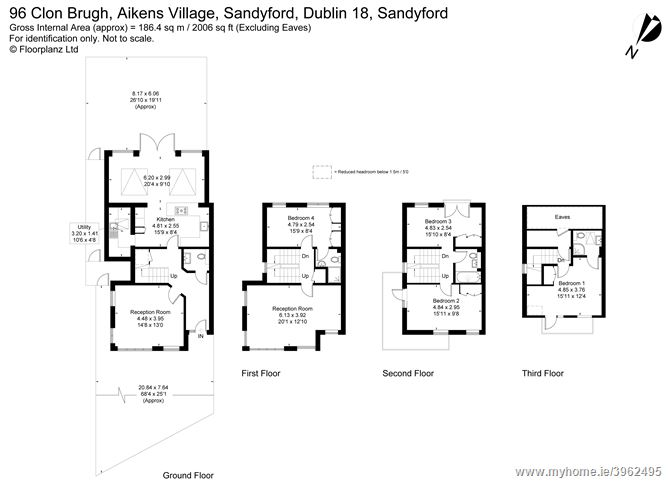 96 Clon Brugh, Sandyford,   Dublin 18