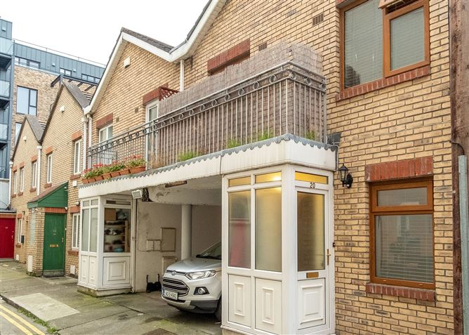 Main image for 20 Byrnes Lane, Off Pearse Street, Grand Canal Dk, Dublin 2