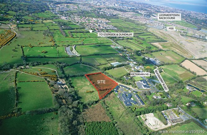 Site at Enniskerry Road