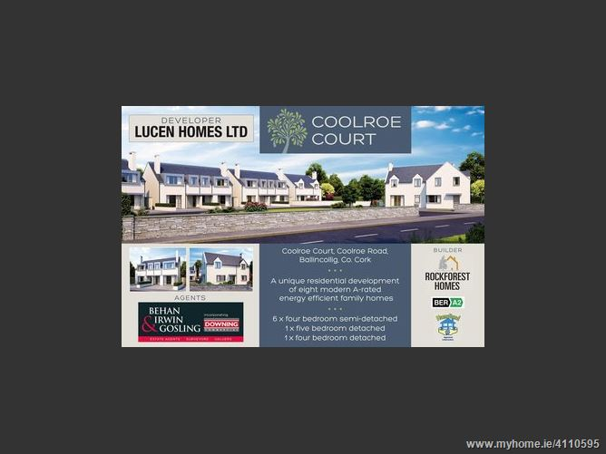 Photo of Coolroe Road, Ballincollig, Cork