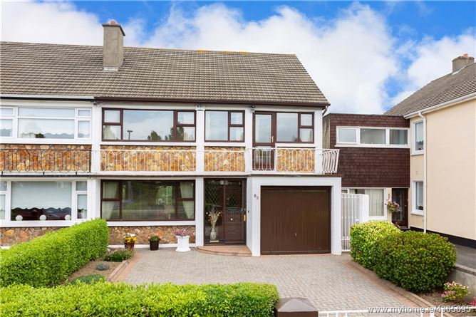 Main image for 85 Glenageary Avenue, Glenageary, Dublin A96 A3T2