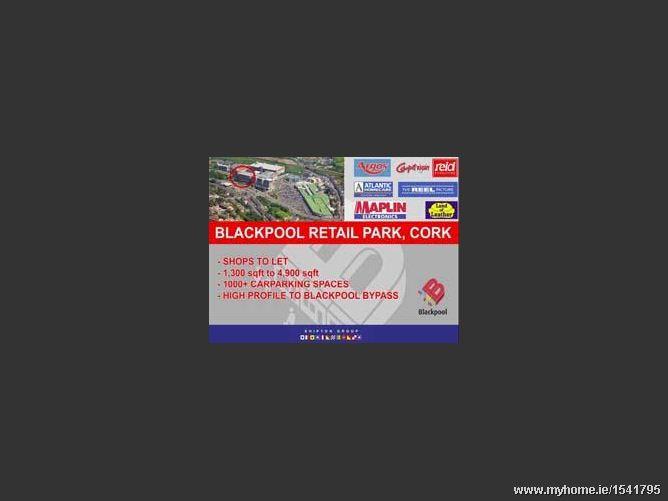 Blackpool Block E, Block E, Blackpool Retail Park, Blackpool, Cork