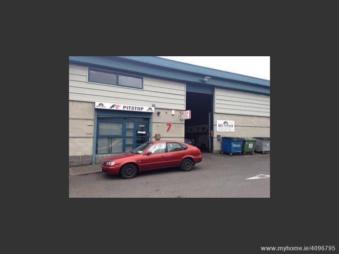 Unit 7, Westpoint Business Park, Mulhuddart, Dublin 15