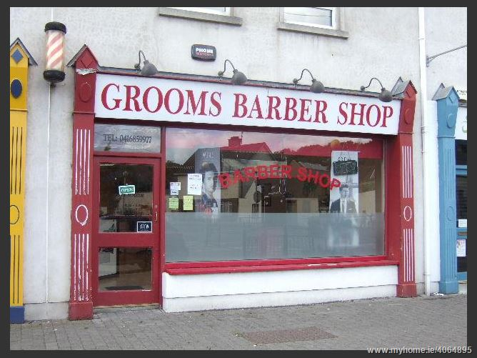 """Grooms"", Barber Shop John Street,, Ardee, Louth"