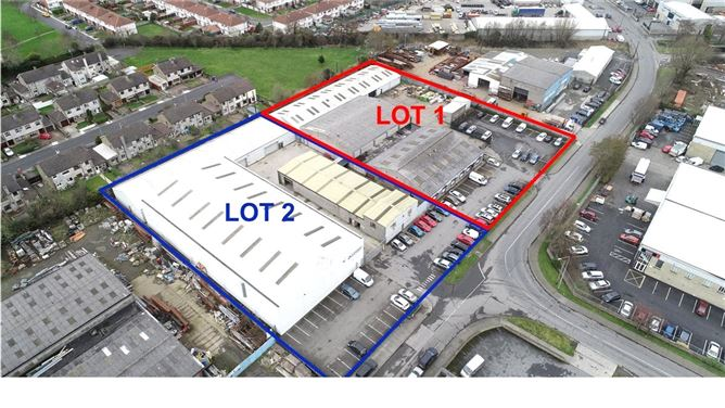 Main image for Industrial Facility (Lot 2), Coe's Road, Dundalk, Co. Louth