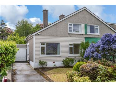 Photo of 59 Woodley Park, Stillorgan, County Dublin