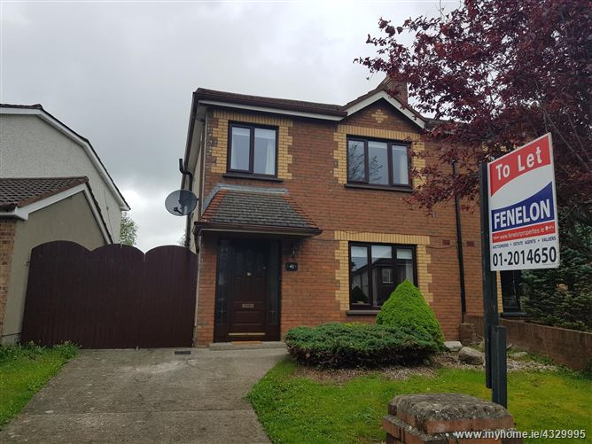 41 Weston Meadows, Lucan, Dublin